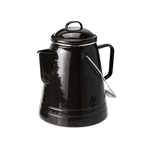 36 Cup Coffee Boiler- Black