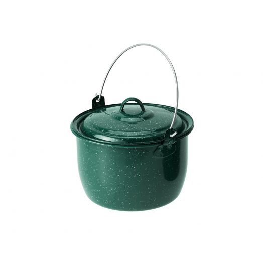 GSI Outdoors 3 qt. Convex Kettle, Green