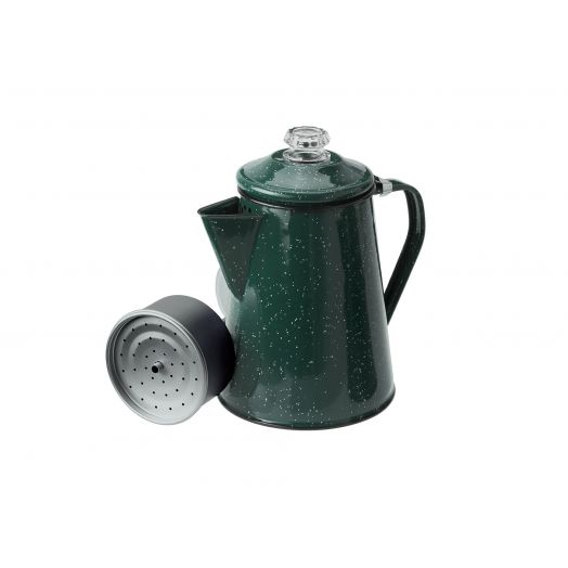 GSI Outdoors 12 cup Percolator, Green