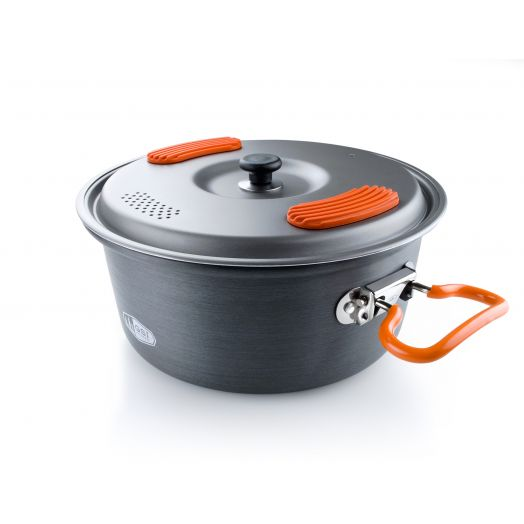 GSI Outdoors Halulite 2 Liter  Cook Pot