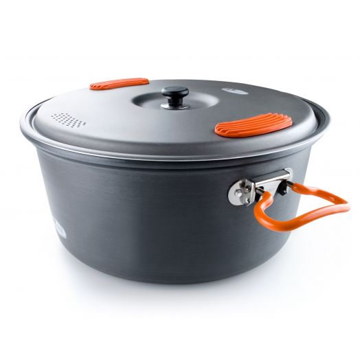 GSI Outdoors Halulite 4.7 Liter Camp Cook Pot