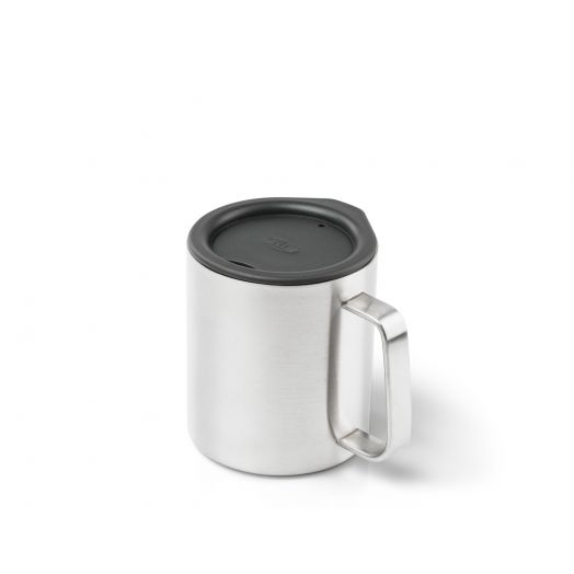 GSI Outdoors Glacier Stainless 10 fl. oz. Camp Cup- Brushed