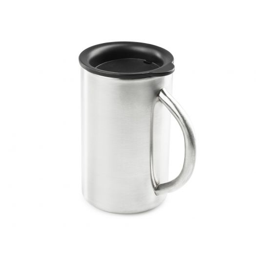 GSI Outdoors Glacier Stainless 15 fl. oz. Camp Cup- Stainless