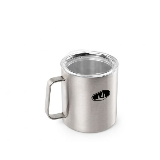 Glacier Stainless 15 fl. oz. Camp Cup- Brushed