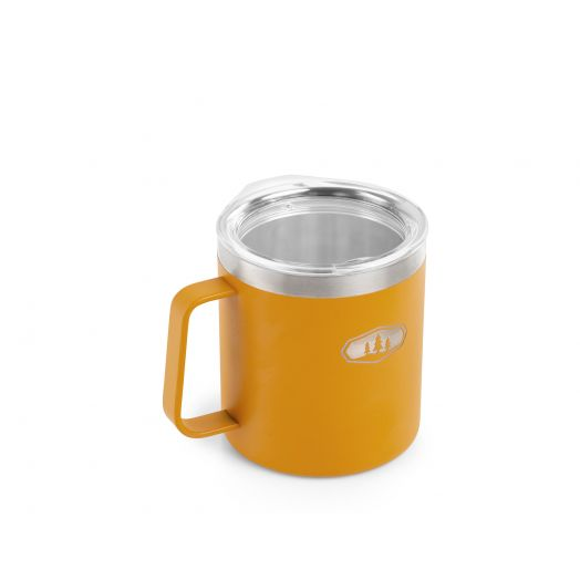 Glacier Stainless 15 fl. oz. Camp Cup- Mineral Yellow