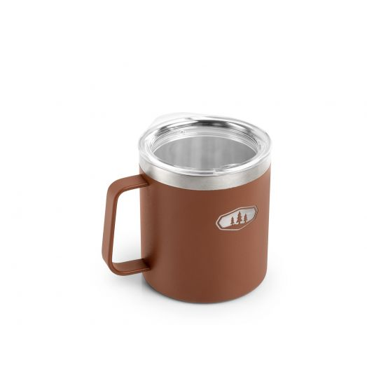 Glacier Stainless 15 fl. oz. Camp Cup- Gingerbread