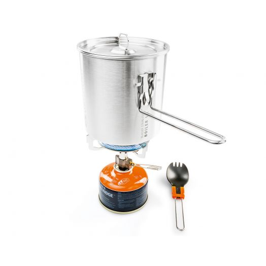 GSI Outdoors Glacier Stainless Explorer Set