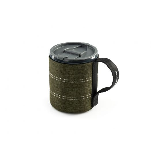 Infinity Backpacker Mug- Green