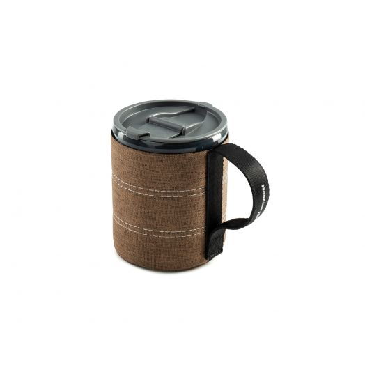 Infinity Backpacker Mug- Sand