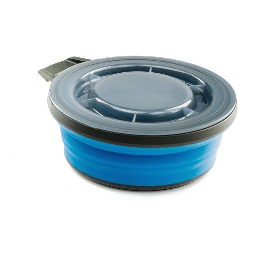 GSI Outdoors Escape Bowl + Lid- Blue