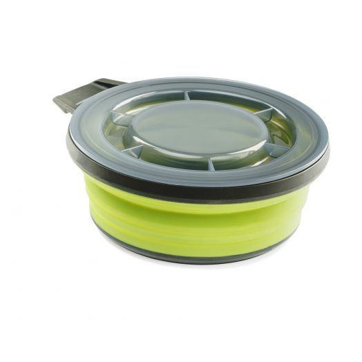 GSI Outdoors Escape Bowl + Lid- Green