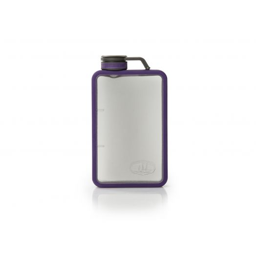 GSI Outdoors Boulder 6 Flask- Purple