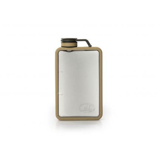GSI Outdoors Boulder 6 Flask- Sand
