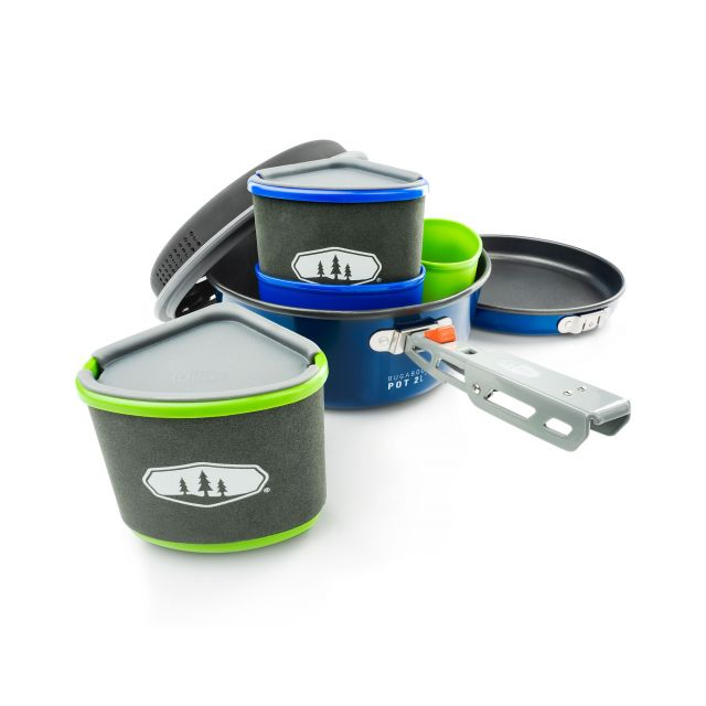 Gsi Outdoors Bugaboo Camper Cook Set